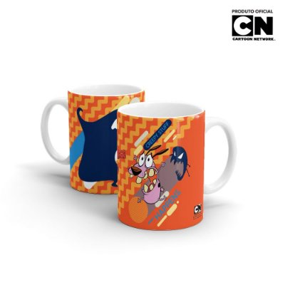 Caneca Cartoon Network POP Creepy Stuff - Beek