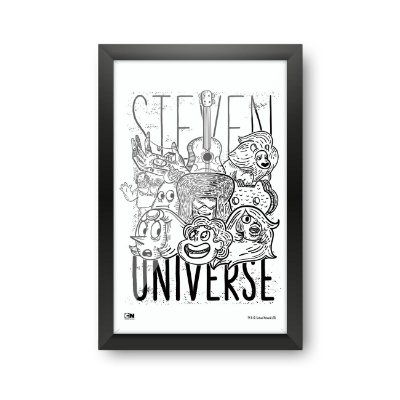 Quadro Decorativo Cartoon Network STEVEN UNIVERSE - Beek