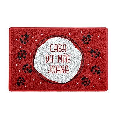 Capacho 60x40cm - CASA DA MÃE JOANA
