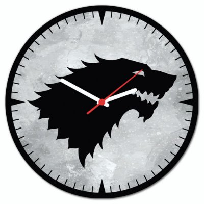 Relógio de Parede LOBO - Beek
