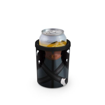 Porta Latas 350ml SNOW - Beek