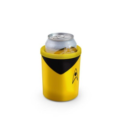 Porta Latas 350ml - STAR BEERS (amarelo)