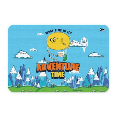 Tapete 60x40 Cartoon Network HORA DE AVENTURA What time is it?