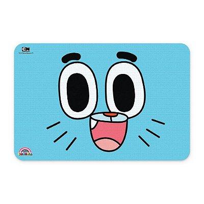 Tapete 60x40 Cartoon Network O incrível mundo de Gumball Rosto