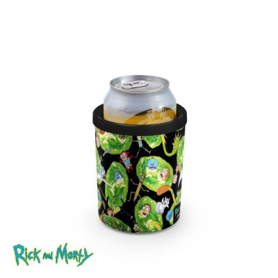 Porta Latas 350ml Rick and Morty PORTAIS - Beek