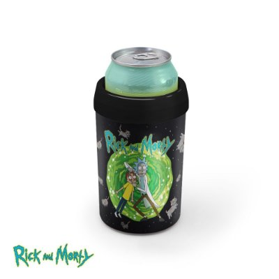 Porta Latão e Litrinho Rick and Morty CATS - Beek