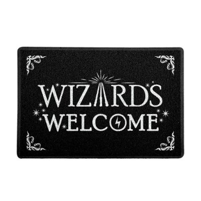 Capacho 60x40cm Wizards Welcome - Beek