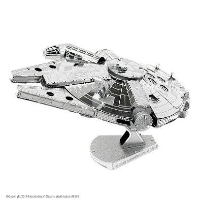 Mini Réplica de Montar STAR WARS Millennium Falcon