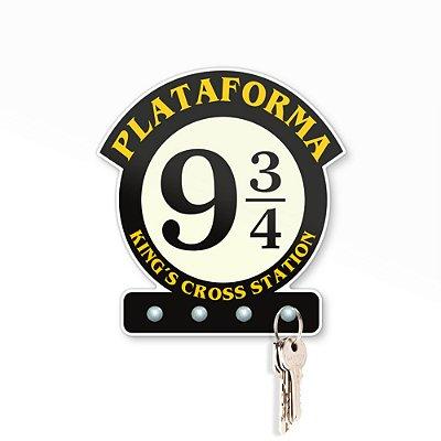 Porta Chaves 16x15 Plataforma 9 3/4 - Beek