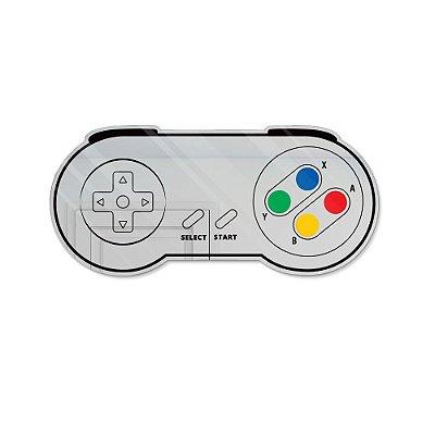 Espelho Decorativo feito em Acrílico Espelhado 3mm (60x30cm) - Controle Game