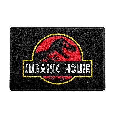 Capacho 60x40cm Jurassic House - Beek