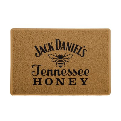 Capacho 60x40cm -  JACK DANIELS HONEY