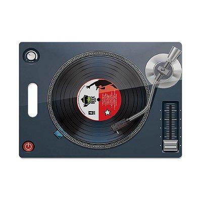 Tábua de Carne de Vidro 35x25 - DJ