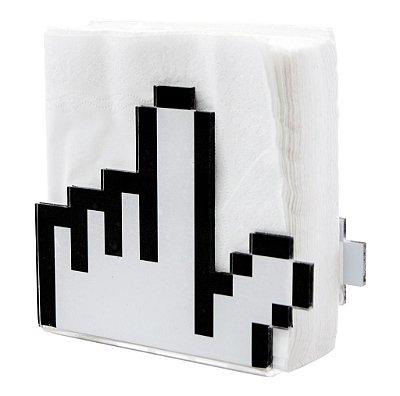 Porta Guardanapo Beek Pixel Hand