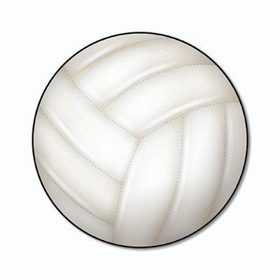 Placa Decorativa 25x25 - Bola de Volei