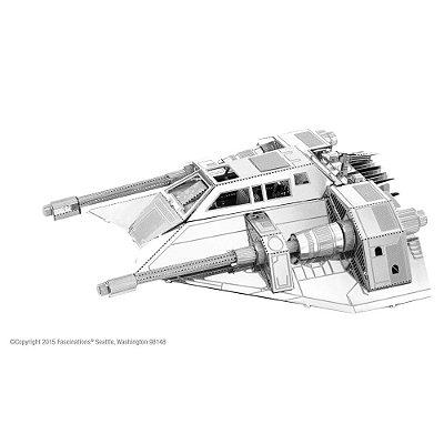 Mini Réplica de Montar STAR WARS Snowspeeder