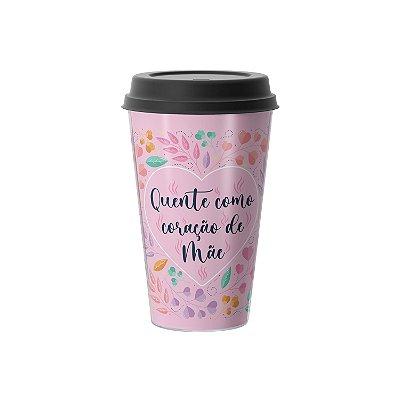 Copo de Café - Coração de Mãe