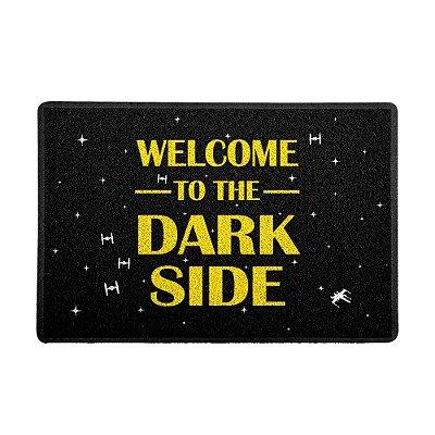 Capacho 60x40cm Dark Side