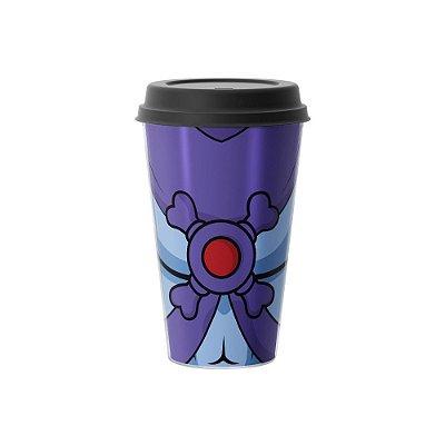 Copo Café 500ml - SKULL Corpo