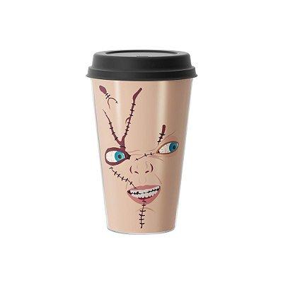 Copo Café 500ml - Rosto do Mal