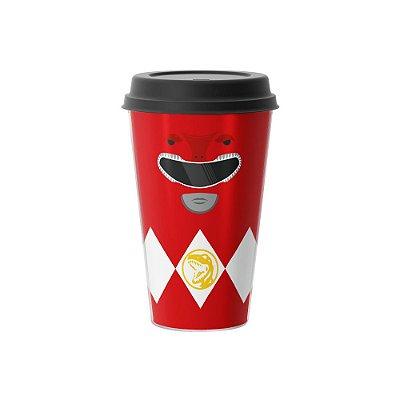 Copo Café 500ml - Power Vermelho
