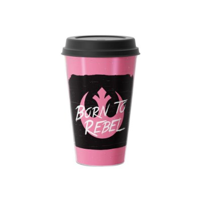 Copo Café 500ml - Rebel