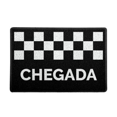Capacho 60x40cm - CHEGADA