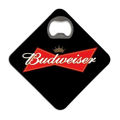 Porta Copos c/ Abridor - BUDWEISER