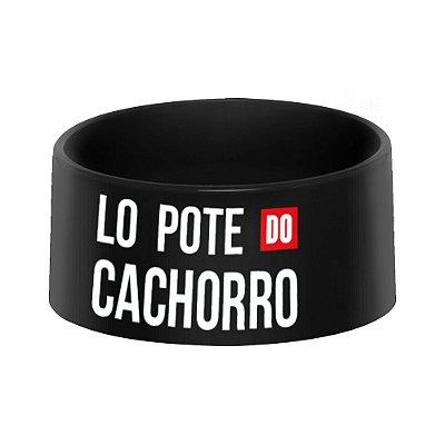 Comedouro ou Bebedouro Pet - LO POTE DO CACHORRO