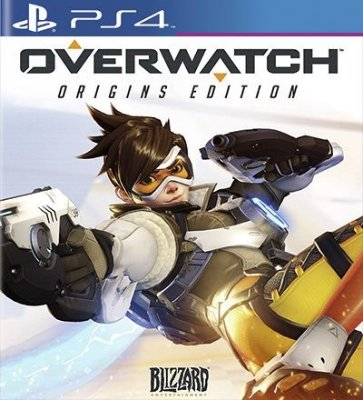 Overwatch Origins Edition - PS4 Mídia Digital