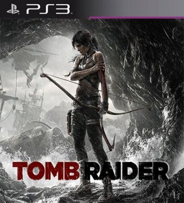 Tomb Raider - PS3 Mídia Digital