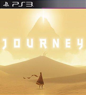Journey - PS3 Mídia Digital
