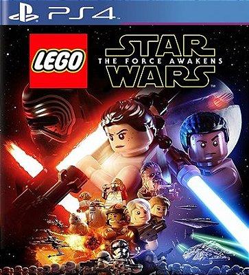 Lego Star Wars 7 The Force Awakens - PS4 Mídia Digital
