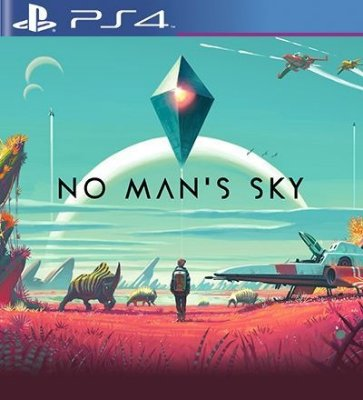 No Man's Sky - PS4 Mídia Digital