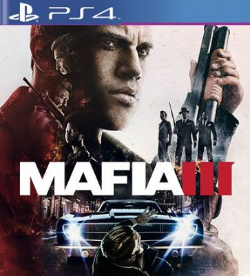 Mafia 3 - PS4 Mídia Digital