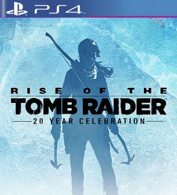 Rise of the Tomb Raider 20 Year Celebration - PS4 Mídia Digital
