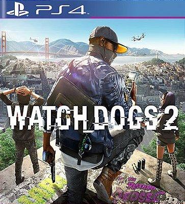 Watch Dogs 2 - PS4 Mídia Digital