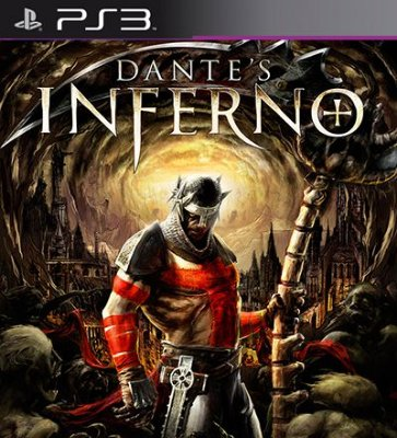 Dantes Inferno - PS3 Mídia Digital