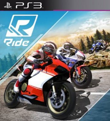 Ride - PS3 Mídia Digital