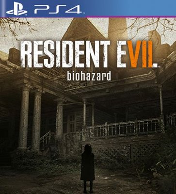 Resident Evil 7 Biohazard - PS4 Mídia Digital