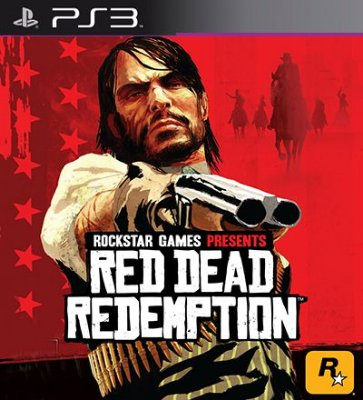 Red Dead Redemption - PS3 Mídia Digital