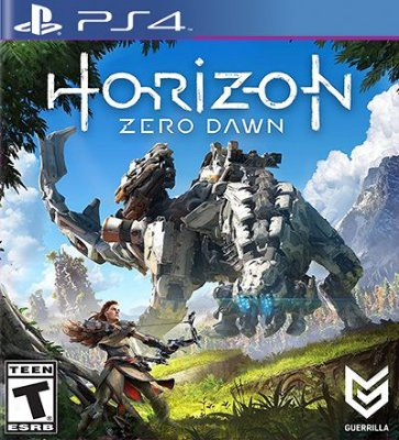 Horizon Zero Dawn - PS4 Mídia Digital