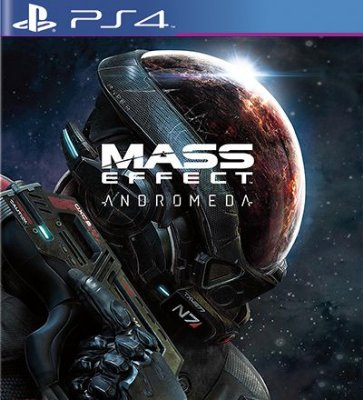 Mass Effect Andromeda - PS4 Mídia Digital
