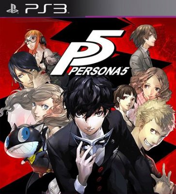 Persona 5 - PS3 Mídia Digital