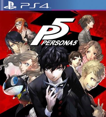 Persona 5 - PS4 Mídia Digital