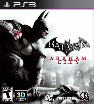 Batman Arkham City - PS3 Mídia Digital