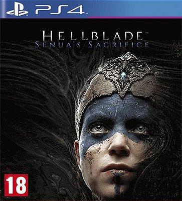 Hellblade Senuas Sacrifice - PS4 Mídia Digital