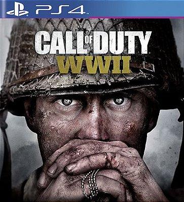 Call of Duty WW 2 - PS4 Mídia Digital