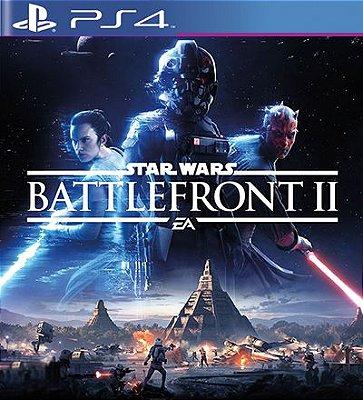 STAR WARS Battlefront 2 - PS4 Mídia Digital