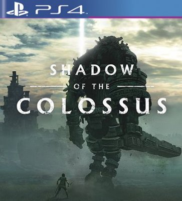 Shadow of the Colossus - PS4 Mídia Digital